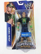 WWE JOHN CENA Walmart Exclusive SUPERSTAR ENTRANCES Wrestling Action Figure