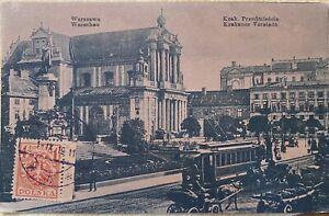 Poland  Classic Old Postcard 1819 Warszawa Krak Przedmieście #212