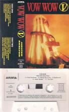 VOW WOW Helter Skelter   RARE SPANISH  CASSETTE    SPAIN                BOW WOW