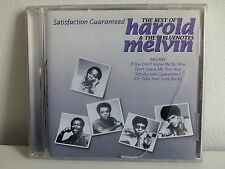 CD ALBUM The best of HAROLD MELVIN & THE BLUENOTES 489471 2