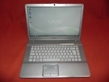NB SONY VAIO VGN-NW21JF/S - 15,6' 2,1GHz 4GB 320GB Win7 HP 64bit
