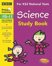 KS2 Revisewise Science Study Book,Jane Webster, Jane Warwick, Penny Coltman