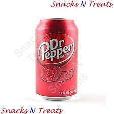Dr Pepper Original Soft Drink USA 12 X 355ml Cans - Bulk Party Pack