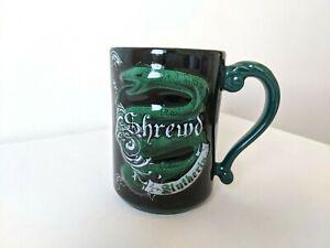 Harry Potter / Warner Bros. Studio Tour / 3D Slytherin Mug