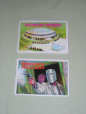 QUAKER MINI-BOOKS 1969. ROGUES GALLERY & FASCINATING BUILDINGS. ADVERTISING