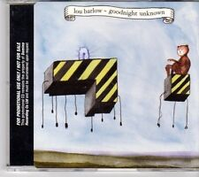 (EY2) Lou Barlow, Goodnight Unknown - 2009 DJ CD