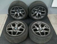 BMW X6 E71 Felgen 20 Zoll 9.5Jx20 ET45 10.5Jx20 ET90 Sommerreifen 275/40 315/35
