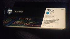 Genuine HP LASER CYAN  CE411A 305A. New.