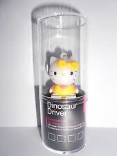 8 GB Rubber Cute Yellow Hello Kitty Memory Stick USB  Flash Drive - Pen Drive