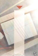 Alex Makin Quanto IV B Hand Signed Original Mixed Media Art Artwork MAKE OFFER