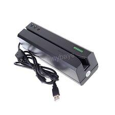 MSR605 HiCo Magnetic Card Reader Writer Encoder MSR206