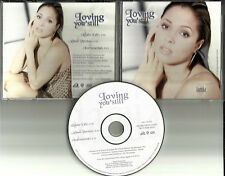 TAMIA Loving you Still w/ RARE EDIT & INSTRUMENTAL PROMO DJ CD single 1998 USA
