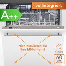 Geschirrspüler Einbau Spülmaschine A++ vollintegriert 60cm AquaStop integriert