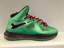 Nike Lebron 10 Cutting Jade Size 11