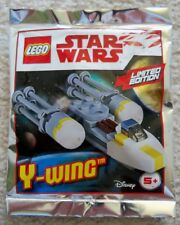 LEGO Star Wars - Rare - 911730 Y-Wing Foil Pack - Exclusive Promo - New