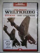 """DVD """"Der Zweite Weltkrieg: Stukas - Die Legende""""  - NEU+original verschweißt!"""