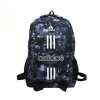 Adidas Backpack Laptop School Bag Outdoor Travel Rucksack Nylon bag Sports