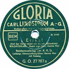 Herms Niel - Erika / Jawoll das stimmt, jawoll  - 1939