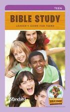 Bible Stories Leaders Guide for Teens (Vacation Bible School 2013: Gods Backyard