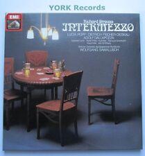 SLS 5204 - STRAUSS - Intermezzo POPP / FISCHER-DIESKAU - Ex 3 LP Record Box Set