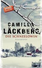 Die Schneelöwin, Erica Falck & Patrik Hedström Bd.9 Camilla Läckberg 2016, geb
