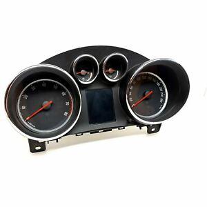 Opel Astra J 2009 Essence Km/H Compteur de Vitesse Instrument Cluster