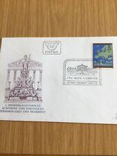 Ersttagsbrief ,IPU wien 1978
