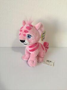 Neopets Pink Kougra (Snap Creative Mfg., Inc., 2006) Limited Too