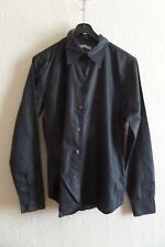 henri lloyd dark grey blouse. size 10/12