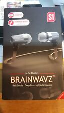 Brainwavz S1 wired Headphones