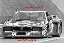 Walter Rohrl Lancia Beta Montecarlo Turbo Brands Hatch 6 Hours 1979 Photograph 1