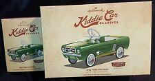 Hallmark Kiddie Car Classics: 1965 Ford Mustang Limited Repaint & Ornament 2015