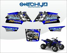KIT ADESIVI GRAFICHE ATV QUAD MONSTA YAMAHA BANSHEE decals graphics stickers