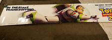 Toy Story 2 HUGE Disney Movie Theater Promo Banner (12' x 2.5')