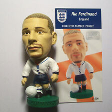 Prostars ENGLAND (HOME) FERDINAND Rio, PRO822 Loose With Card LWC