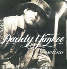 DADDY YANKEE GASOLINA CD Single PROMO 2004