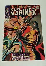 Submariner # 6 ,1968 tiger shark