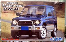 1994 Mitsubishi Pajero Mini VR II JDM 1:24 Fujimi 038575
