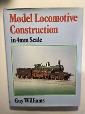 More details for model locomotive construction in 4mm scale by guy r. williams paperback book the