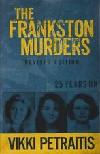 NEW The Frankston Murders By Vikki Petraitis Paperback Free Shipping