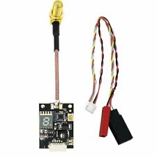 AKK X1P 5.8G 40CH 25/200/600mW Switchable FPV AV Transmitter for FPV Race Drone