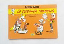 BD - Lucky Luke Le cuisinier Français / EO 2003 / MORRIS & ACHDE / LUCKY COMICS