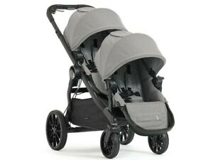 Passeggino Gemellare City Select Baby Jogger colore viola