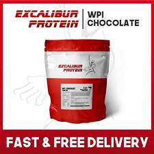4KG WHEY PROTEIN ISOLATE POWDER WPI 100% PURE - CHOCOLATE