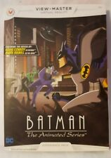 View Master Virtual Reality Experience Pack BATMAN THE ANIMATED SERIES - NIB