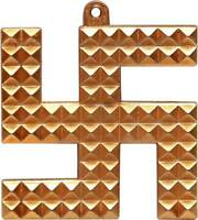 SWASTIK PYRAMID BEST SOLUTION FOR VASTU PROBLEMS WALL OR DOOR HANGING