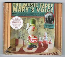 THE MUSIC TAPES - MARY'S VOICE - 12 TRACKS - 2012 - NEUF NEW NEU