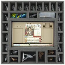 Schaumstoffeinlage 50 mm für Zombicide Black Plague Wulfsburg Box AG050ZC18 Safe
