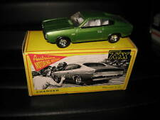 TRAX 1/43 CHRYSLER  CHARGER METALLIC GREEN  TR11 OLD SHOP STOCK