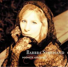 CD - BARBRA STREISAND - Higher Ground